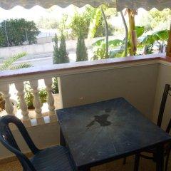 Апартаменты Sulo Apartments балкон