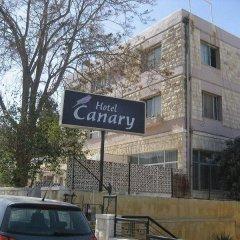 Отель Canary Hotel Иордания, Амман - отзывы, цены и фото номеров - забронировать отель Canary Hotel онлайн парковка