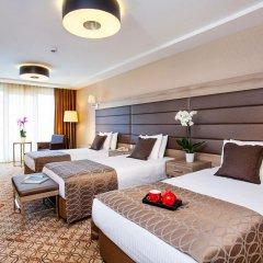 Nidya Hotel Galataport 4* Стандартный номер с различными типами кроватей