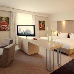 Estrel Hotel Berlin 4* Стандартный номер с двуспальной кроватью фото 9