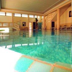 Отель Terme Roma Италия, Абано-Терме - 2 отзыва об отеле, цены и фото номеров - забронировать отель Terme Roma онлайн бассейн фото 2