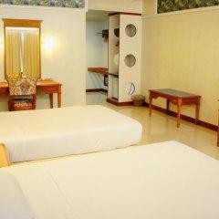 Отель Pattaya Park Beach Resort 4* Номер Делюкс фото 7