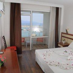 Hotel Finike Marina 3* Стандартный номер с двуспальной кроватью фото 2