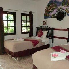 Отель The Krabi Forest Homestay 2* Стандартный номер с различными типами кроватей фото 7