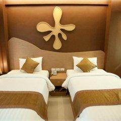 SF Biz Hotel 3* Номер Делюкс с различными типами кроватей фото 14
