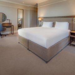 Отель Hilton Edinburgh Carlton 4* Люкс с разными типами кроватей