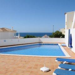 Отель Albufeira Mar Vilas Португалия, Албуфейра - отзывы, цены и фото номеров - забронировать отель Albufeira Mar Vilas онлайн бассейн фото 3