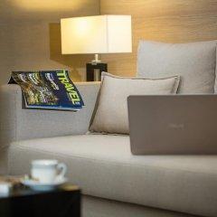 Отель Dominic & Smart Luxury Suites Republic Square 4* Представительский люкс с различными типами кроватей фото 8