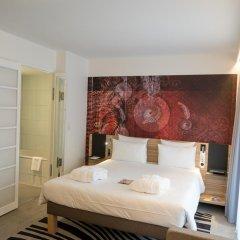 Отель Novotel Muenchen City Мюнхен комната для гостей фото 12