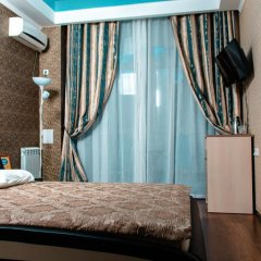 Светлана Плюс Отель 3* Стандартный номер с различными типами кроватей фото 16