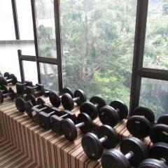 Отель Travelodge Harbourfront Singapore фитнесс-зал фото 3