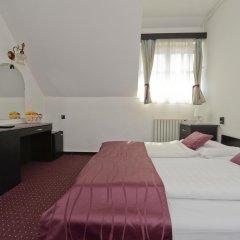 Budai Hotel 3* Стандартный номер с различными типами кроватей фото 11