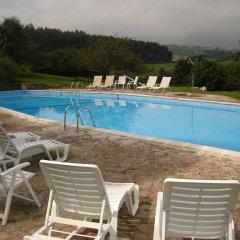 Отель Apartamentos Turísticos Finca Las Nieves бассейн