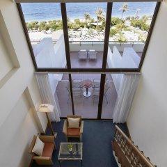 Amathus Beach Hotel Rhodes 5* Люкс с различными типами кроватей фото 4