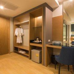 Отель AVA Sea Resort 4* Номер Делюкс с различными типами кроватей фото 11