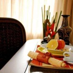 Отель Aparthotel Guijarros 3* Стандартный номер с различными типами кроватей фото 8