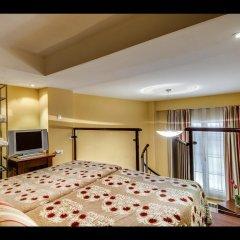 Отель Anacapri 3* Стандартный номер с различными типами кроватей фото 5