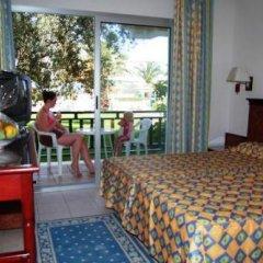 Отель Soviva Resort 4* Стандартный номер с различными типами кроватей фото 10