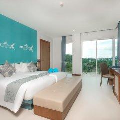 Отель Fishermen's Harbour Urban Resort 4* Номер Делюкс с двуспальной кроватью фото 3