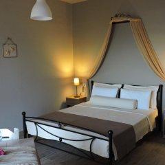 Отель Aroma Stegna Пляж Стегна комната для гостей фото 2