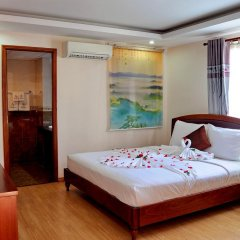 Begonia Nha Trang Hotel 3* Номер Делюкс с различными типами кроватей фото 23