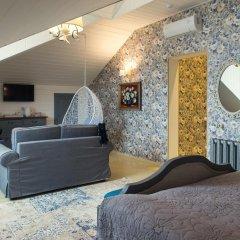 Мини-отель Грандъ Сова Номер Делюкс с различными типами кроватей фото 2