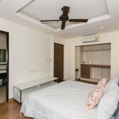 Отель Phuket Marbella Villa 4* Апартаменты с различными типами кроватей фото 9