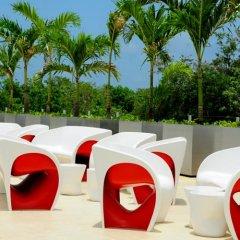Отель Pure All Suites Riviera Maya Плая-дель-Кармен питание