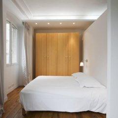 Апартаменты Rambuteau Apartment комната для гостей фото 3