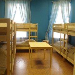 White Nights Hostel Кровать в общем номере с двухъярусной кроватью фото 9