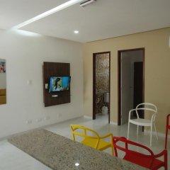 Отель Suites Cheiro do Mar Студия с различными типами кроватей фото 3