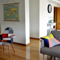Lisbon Family Hostel комната для гостей