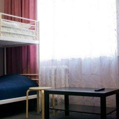 Хостел Кукуруза Кровать в общем номере двухъярусные кровати фото 19