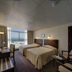Отель Ajman Beach Аджман комната для гостей фото 3