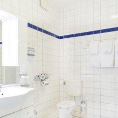 Отель Gartenhotel Gabriel City 3* Улучшенный номер с различными типами кроватей фото 4
