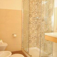 Отель La Rosa Dei Venti Джардини Наксос ванная