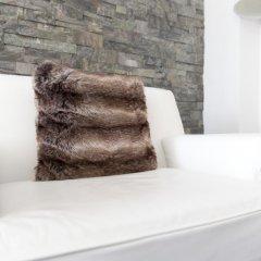 Отель Turmhotel Victoria Швейцария, Давос - отзывы, цены и фото номеров - забронировать отель Turmhotel Victoria онлайн ванная