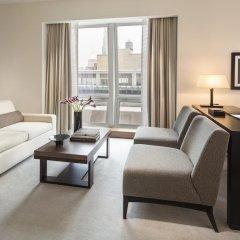 Отель The Langham, New York, Fifth Avenue Представительский номер с двуспальной кроватью фото 6