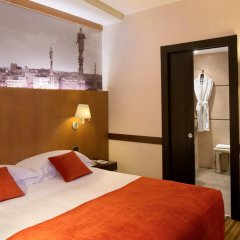 Отель Starhotels Ritz 4* Улучшенный номер с различными типами кроватей фото 17