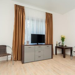 Hotel Fusion 3* Улучшенный номер с различными типами кроватей фото 9