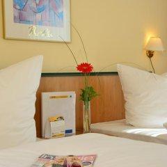 Comfort Hotel Lichtenberg 3* Стандартный семейный номер с различными типами кроватей фото 5
