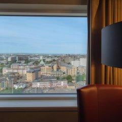 Отель Hilton Glasgow 4* Представительский номер с разными типами кроватей фото 4