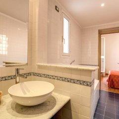 Отель San Remo Рим ванная