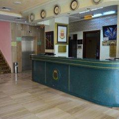 Отель Abjar Hotel Иордания, Амман - отзывы, цены и фото номеров - забронировать отель Abjar Hotel онлайн интерьер отеля фото 3