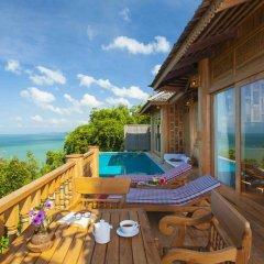 Отель Santhiya Koh Yao Yai Resort & Spa 5* Вилла с различными типами кроватей фото 16