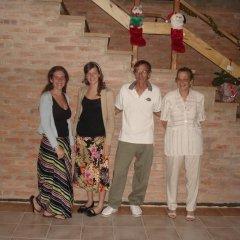 Отель Atahualpa mi Posada развлечения