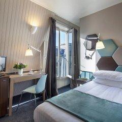 Hotel de Saint-Germain 2* Стандартный номер с различными типами кроватей фото 4