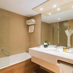 Отель Lyon Métropole Франция, Лион - отзывы, цены и фото номеров - забронировать отель Lyon Métropole онлайн ванная