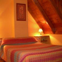 Отель Alojamiento Rural Ostau Era Nheuada комната для гостей фото 2