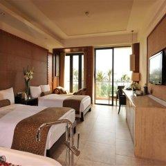 Отель DoubleTree Resort by Hilton Sanya Haitang Bay 4* Стандартный номер с различными типами кроватей фото 3